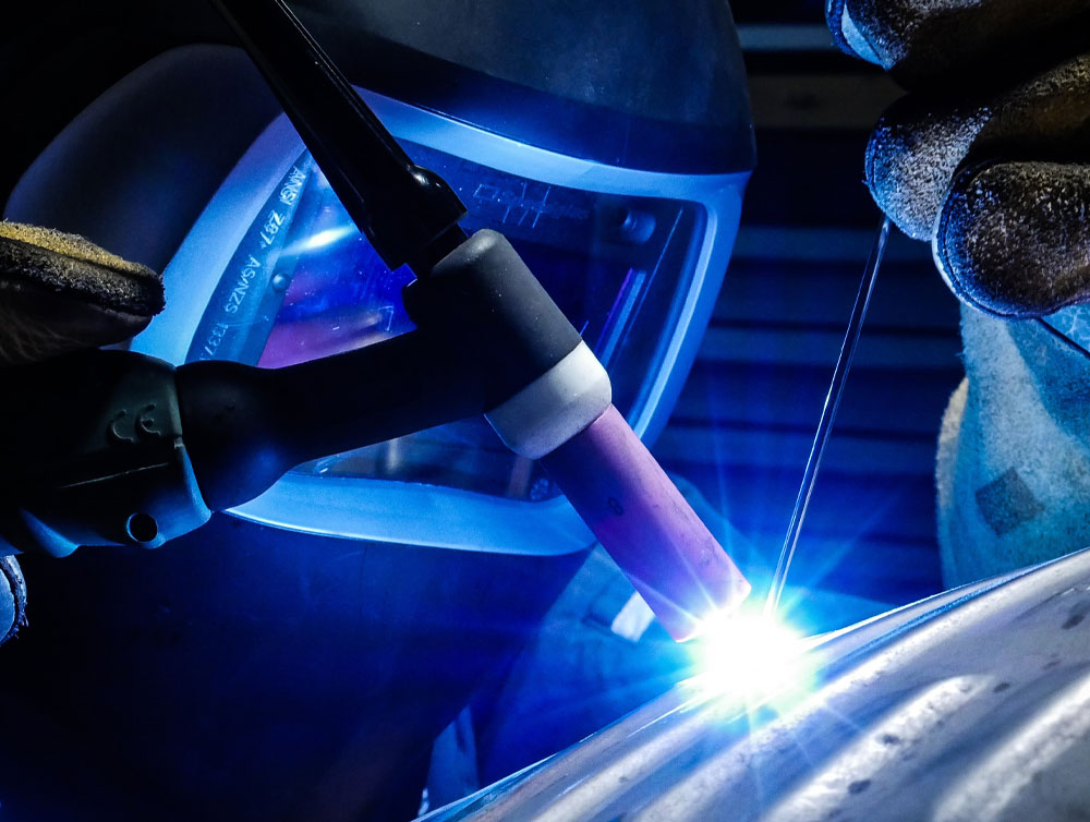 Learn welding at the Welding Academy UK